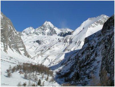 kuva Alpit Gro�glockner loma Alpeilla matka It�valta