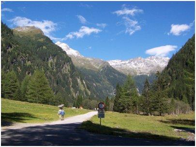 kuva Alpit Bad Gastein vaellus Hohe Tauernin kansallispuisto loma matka It�valta