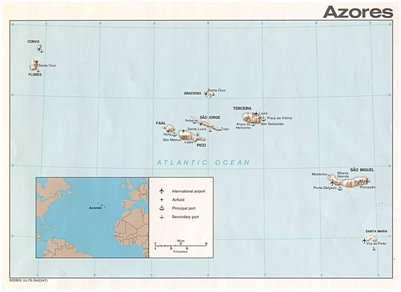 Azorit kartta