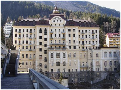 Grand Hotel de l'Europe kuva Alpit Bad Gastein lasketteluloma matka It�valta