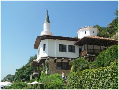 kuva Sunny Beach Bulgaria Balchik Palace loma matka