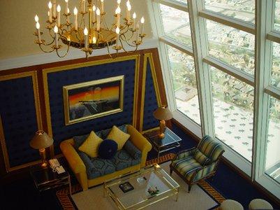 Burj al-Arabin hotellihuone - Dubai - Arabiemiirikunnat