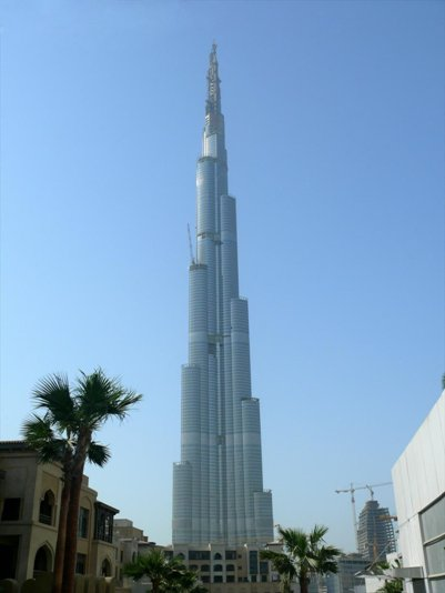 Burj Khalifa - Dubai - Arabiemiirikunnat