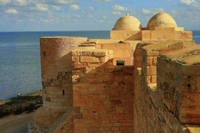 Borj el-Kebir -linnoitus - Djerba - Tunisia