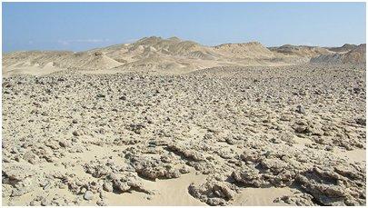 Egypti - Saharan autiomaa