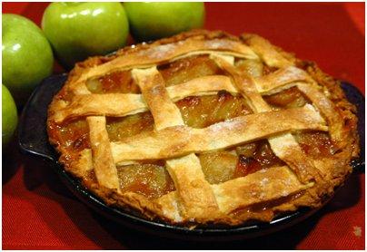 kuva Englanti Lontoo englantilainen omenapiirakka jälkiruoka loma matka