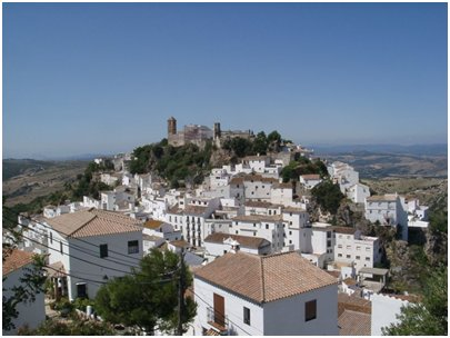 Malaga Casares Costa del Sol aurinkorannikko loma matka