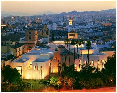 M�laga Pablo Picasso museo Costa del Sol aurinkorannikko loma matka