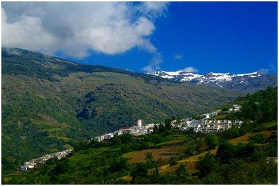 Fuengirola Alpujarras Malaga Costa del Sol aurinkorannikko