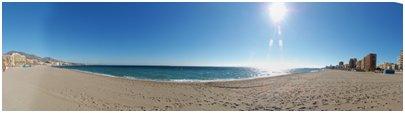 kuva Fuengirola Costa del Sol Malaga loma matka