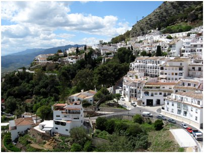 Malaga Costa del Sol aurinkorannikko Fuengirola Mijas kuva loma matka