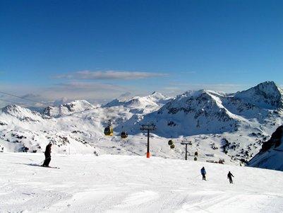 kuva Obertauernin hiihtokeskus It�vallan Alpit