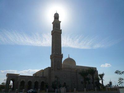 Jumeirahin moskeija - Dubai - Arabiemiirikunnat
