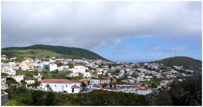 Espanja Kanariansaaret El Hierro Valverden kaupunki