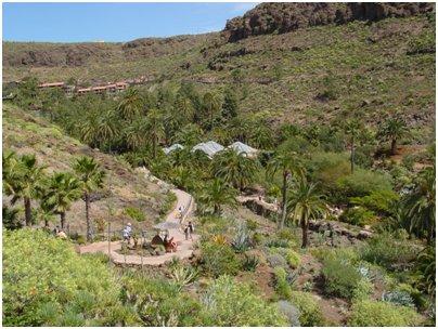 Espanja Kanariansaaret Palmitos Park luonnonpuisto Gran Canaria matkat kuvat