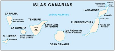 Kanariansaaret Espanja Hotellitlennotmatkat Fi Kanariansaaret