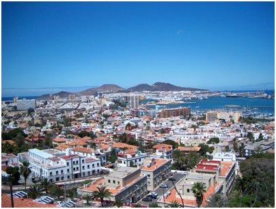 Espanja Kanariansaaret Las Palmas de Gran Canaria