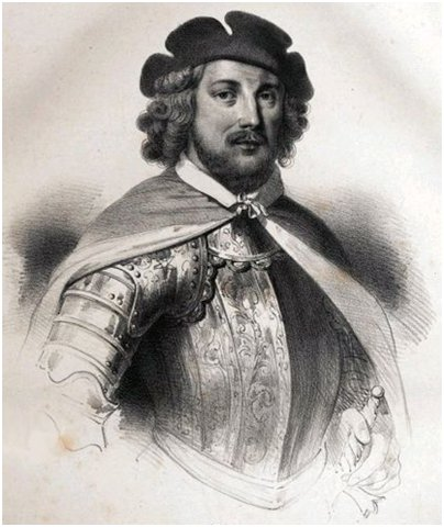 Kanariansaaret tutkimusmatkailija Jean de B�thencourt