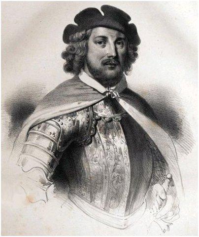 Kanariansaaret tutkimusmatkailija Jean de Béthencourt