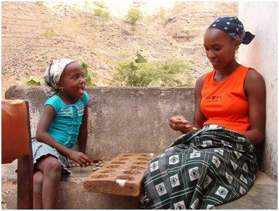 Kap Verde matka loma kuva saari sijainti kartta