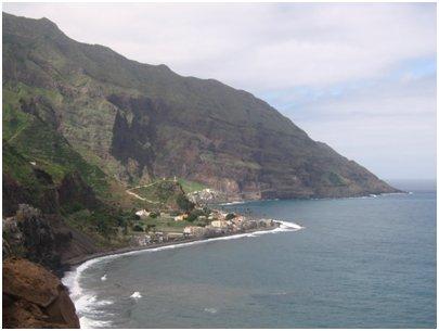 Kap Verde lomat Santo Antão saari Paul kylä