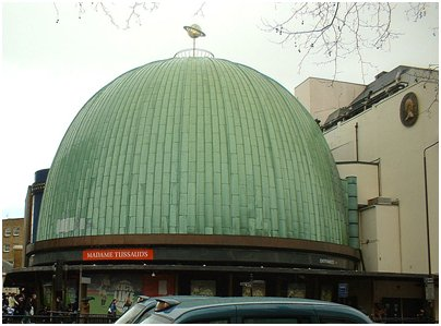 kuva Englanti Lontoo nähtävyys Lontoon Madame Tussaudsin vahakabinetti matka
