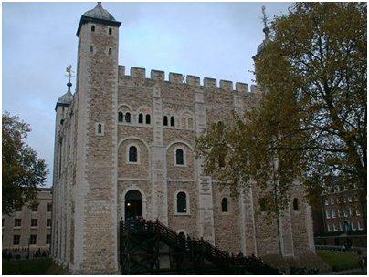 kuva Englanti London Tower linna Lontoo linnoitus loma matka