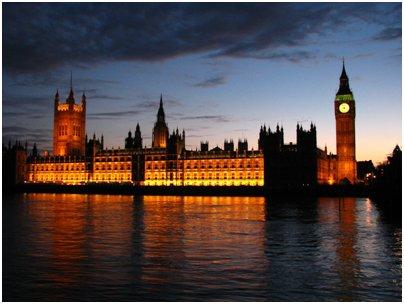 kuva Englanti Lontoo Westminsterin palatsi ja Big Ben kellotorni