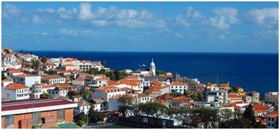 Madeira matka - Madeiran p��kaupunki Funchal