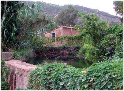 Espanja loma kuva mallorcalaista arkkitehtuuria