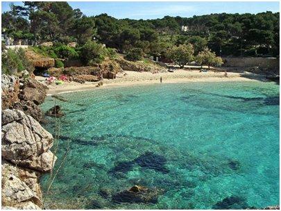 Espanja - Mallorca - uimaranta