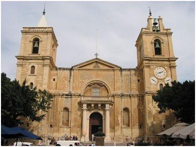 Malta kuva Pyhän Johanneksen katedraali