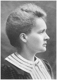 Marie Curie valokuva ensimmäinen Nobel-palkittu nainen