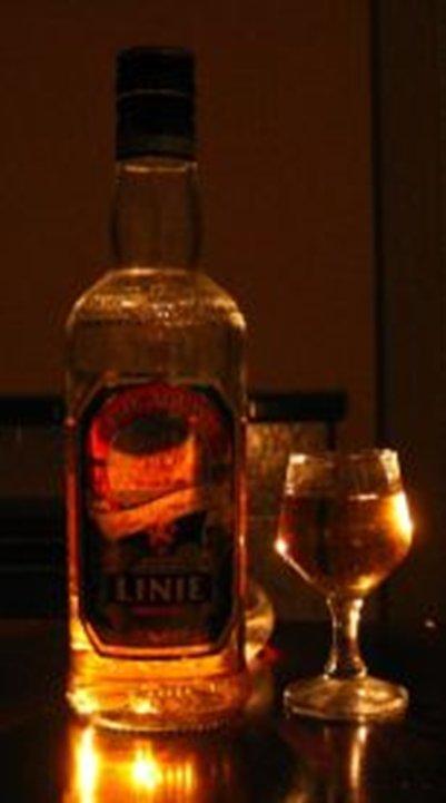 norjalainen viina juoma norjalaista akvaviittia