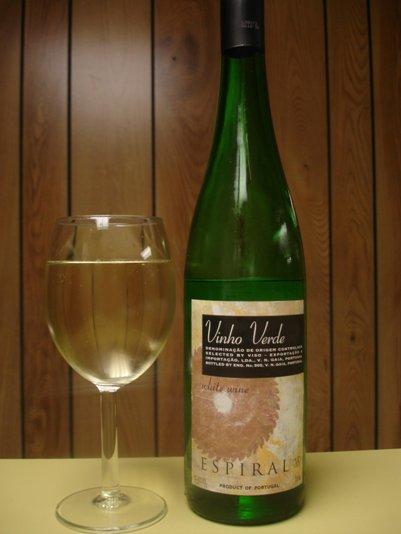 Portugalilainen vihreä viini