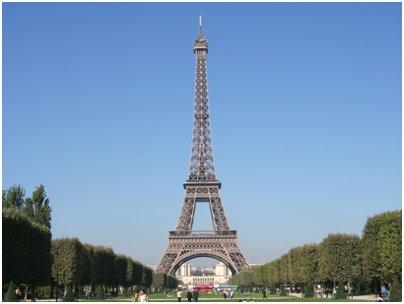 Ranska Pariisi Eiffel torni loma matka Eifel kuva