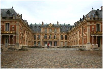 Ranska Pariisi Versailles palatsi matka kuva