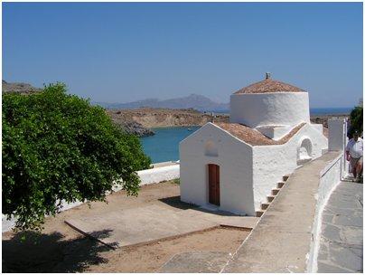 kuva Rodos loma matka Kreikka