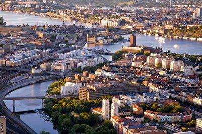 kuva Ruotsi Tukholma loma matka