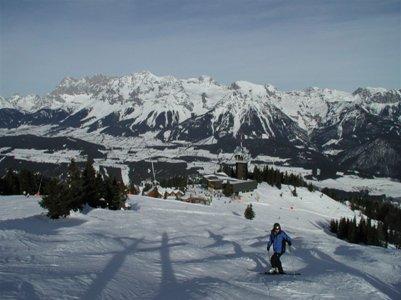 valokuva Alpit Schladming loma matka It�valta