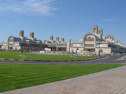 Blue Souq -ostoskeskus Sharjah Arabiemiirikunnat loma kuva