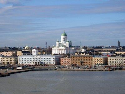 kuva Suomi Helsinki suurkirkko loma matka