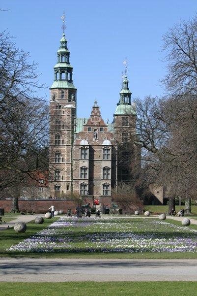 rosenborgin linna k��penhamina tanska matka