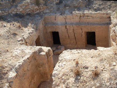 Djerban katakombit Tunisia loma matka