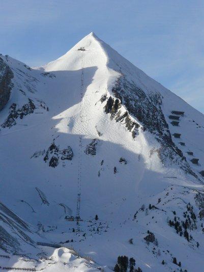 Obertauernin vuorenrinnett� It�vallan Alpeilla